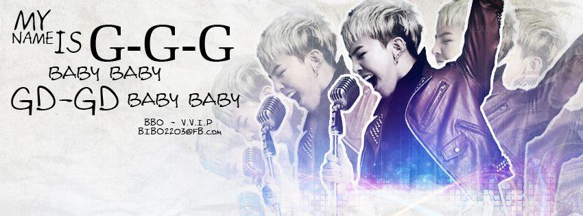 Ảnh bìa g-dragon 2014 cute
