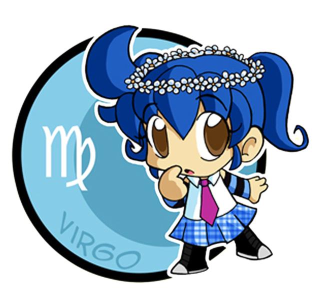 Hình ảnh avatar cung Xử Nữ