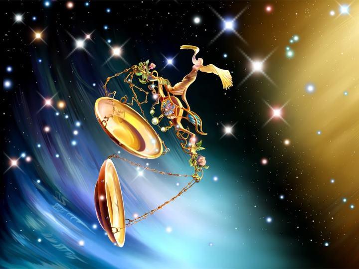 Hình ảnh biểu tượng cung Thiên Bình