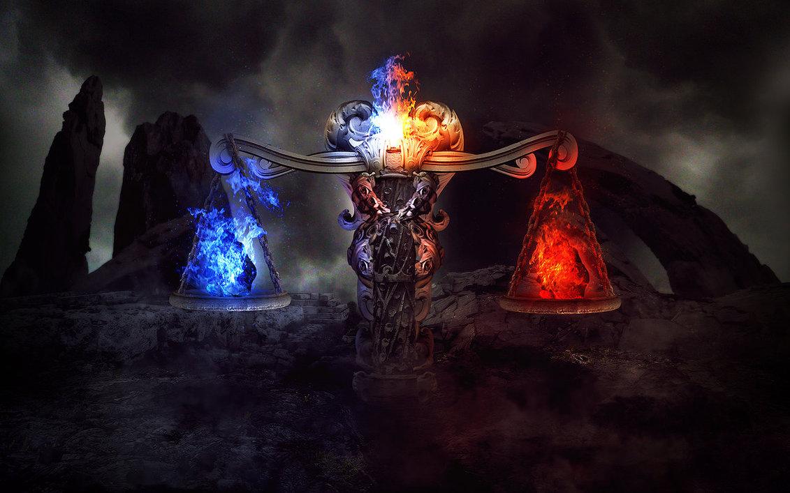 Hình ảnh cung Thiên Bình quyền lực