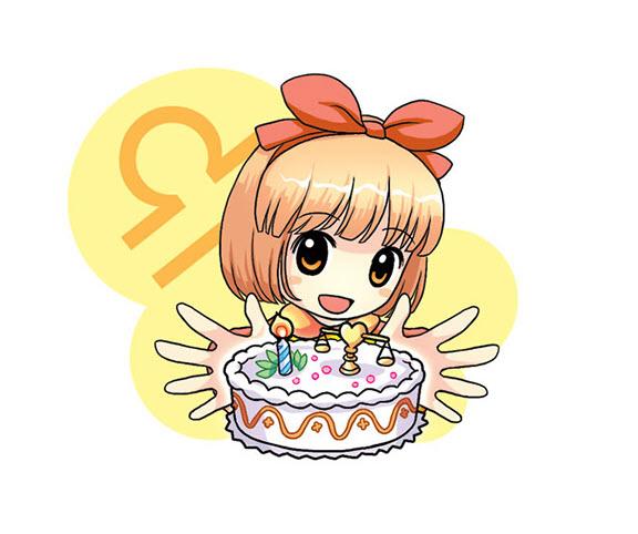 Hình ảnh cung Thiên Bình tổ chức sinh nhật