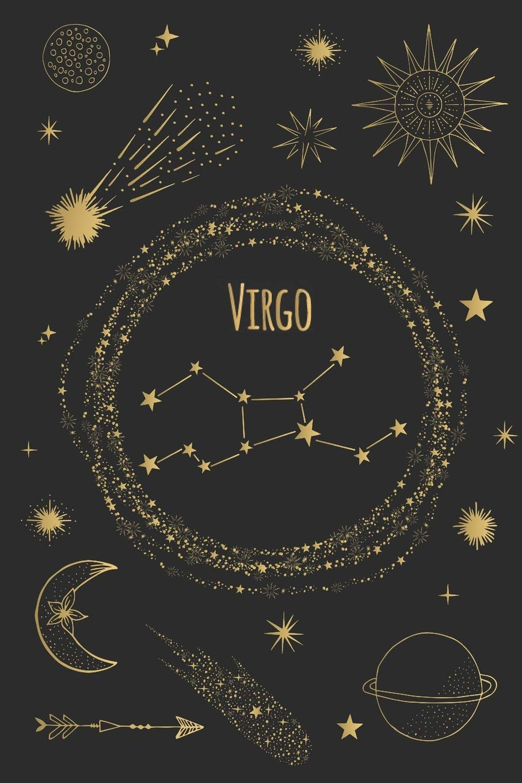 Hình ảnh về chòm sao Xử Nữ