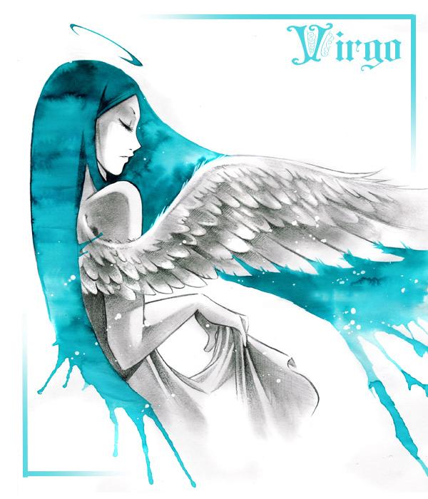 Hình ảnh về cung hoàng đạo Xử Nữ