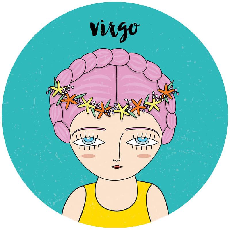 Hình avatar cung Xử Nữ