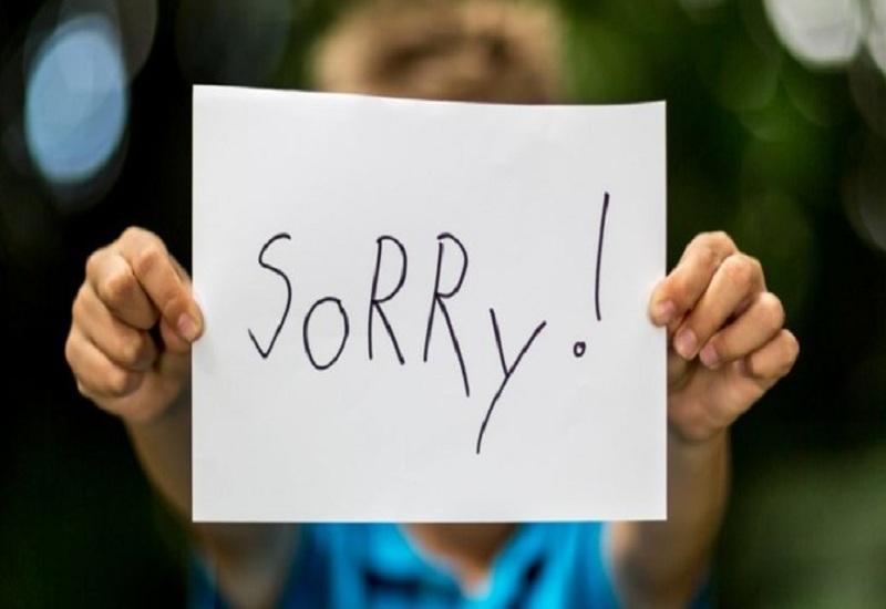 Ảnh để xin lỗi người yêu