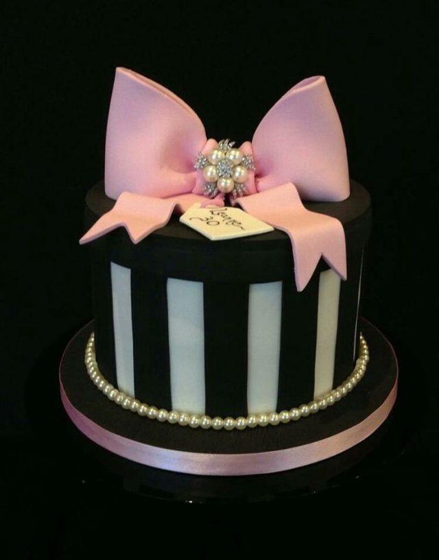 Bánh sinh nhật đơn giản, ngộ nghĩnh