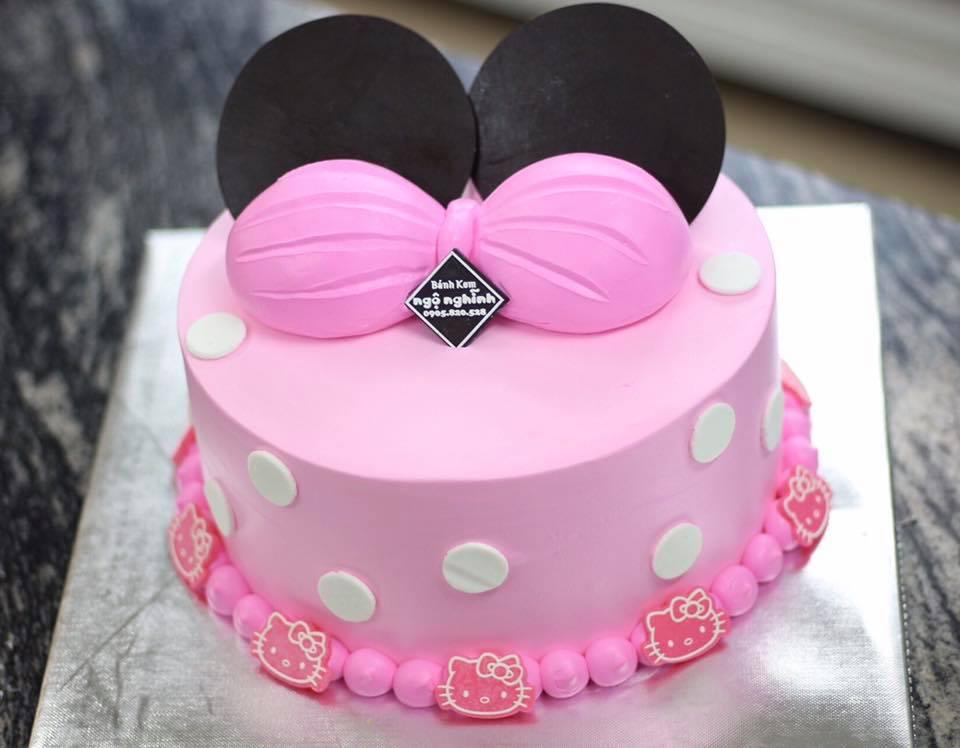 Hình ảnh bánh sinh nhật ngộ nghĩnh