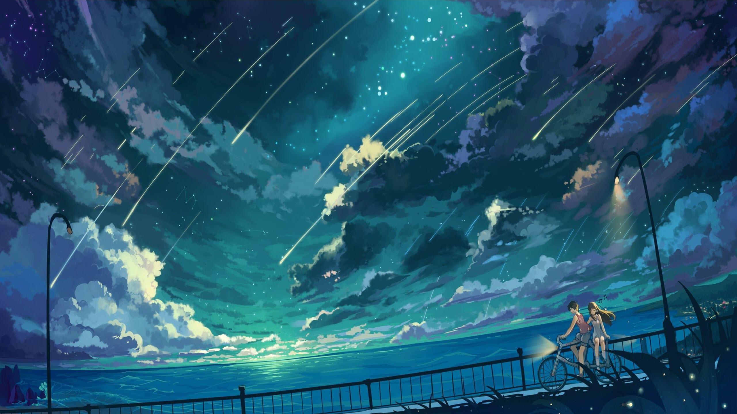 Hình nền anime 2K