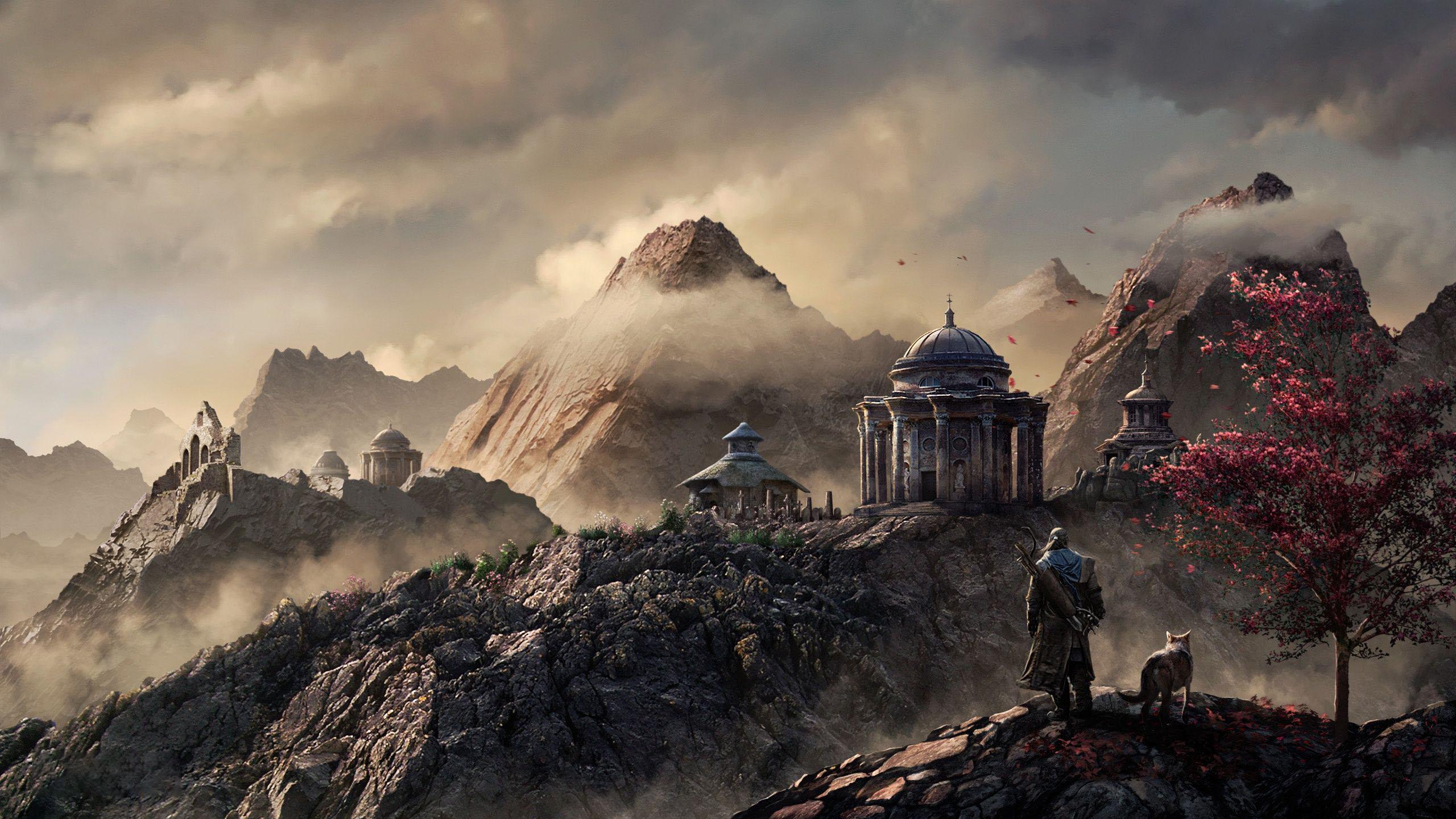 Hình nền game 2K cho máy tính