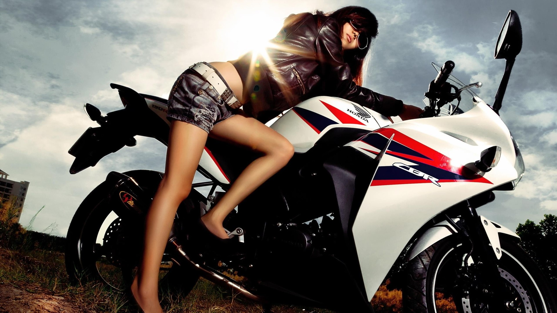 Hình nền siêu moto