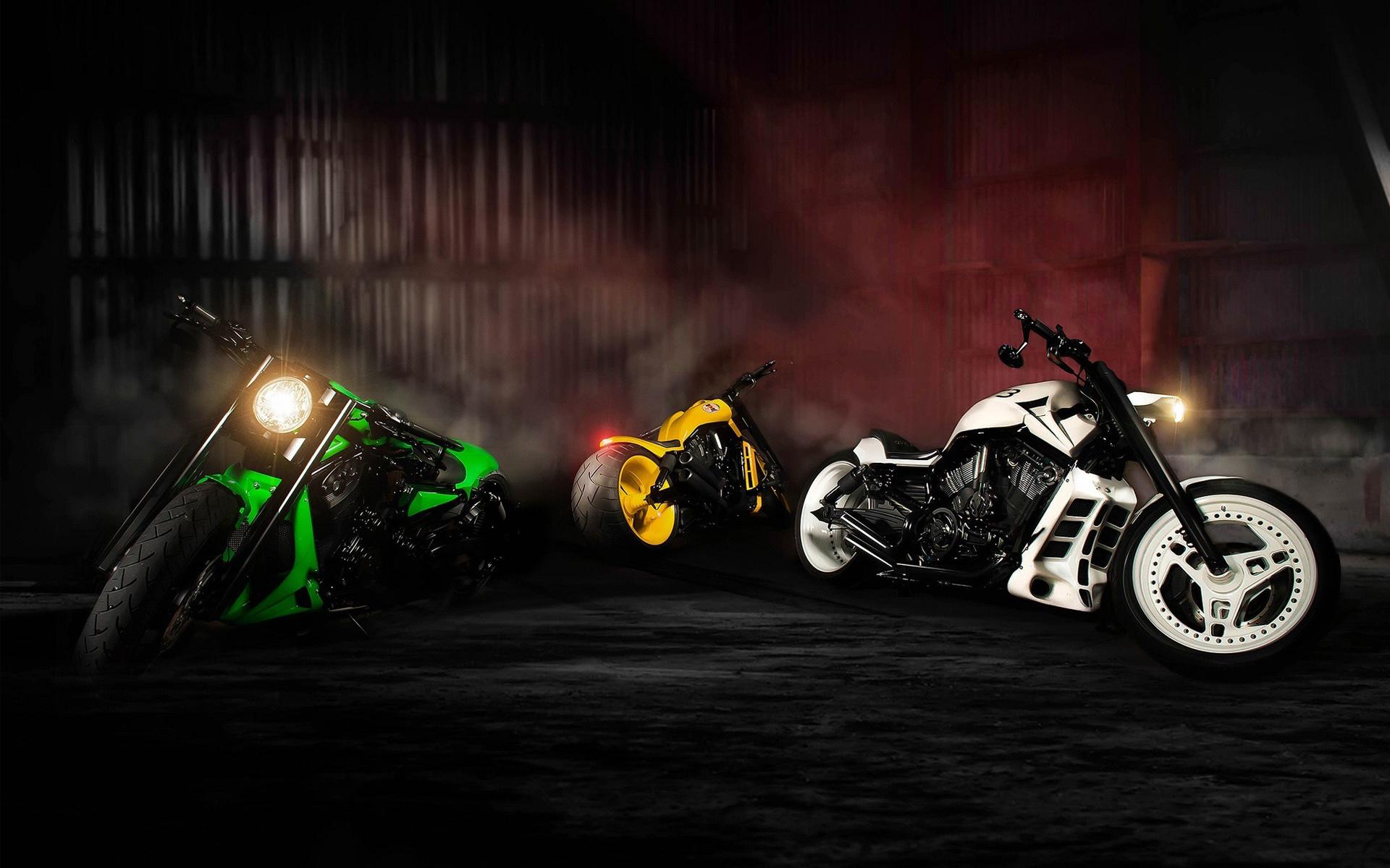 Hình nền xe moto 3D