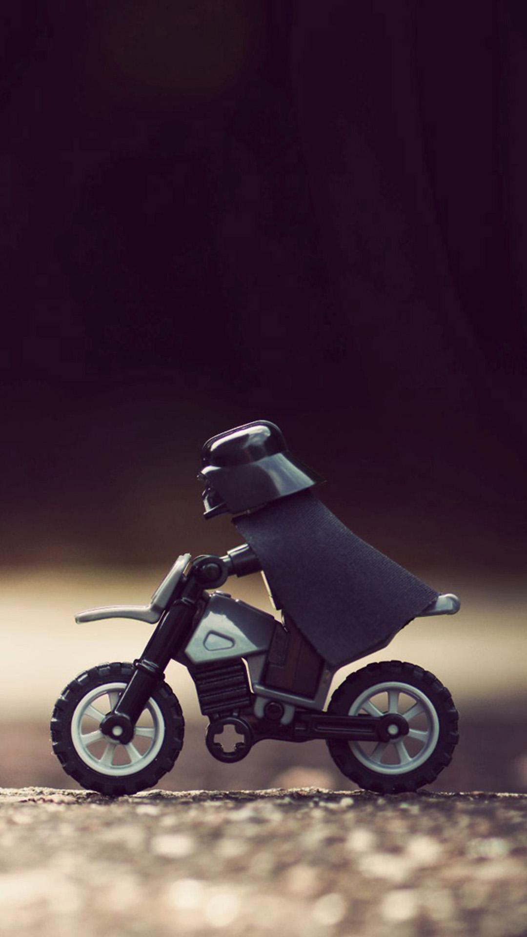 Hình nền xe moto dễ thương cho điện thoại