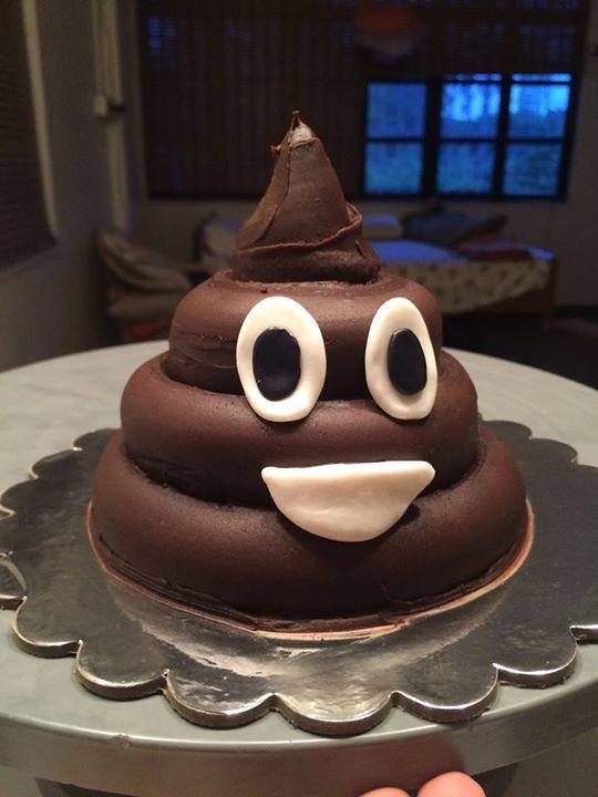 Mẫu bánh sinh nhật socola ngộ nghĩnh