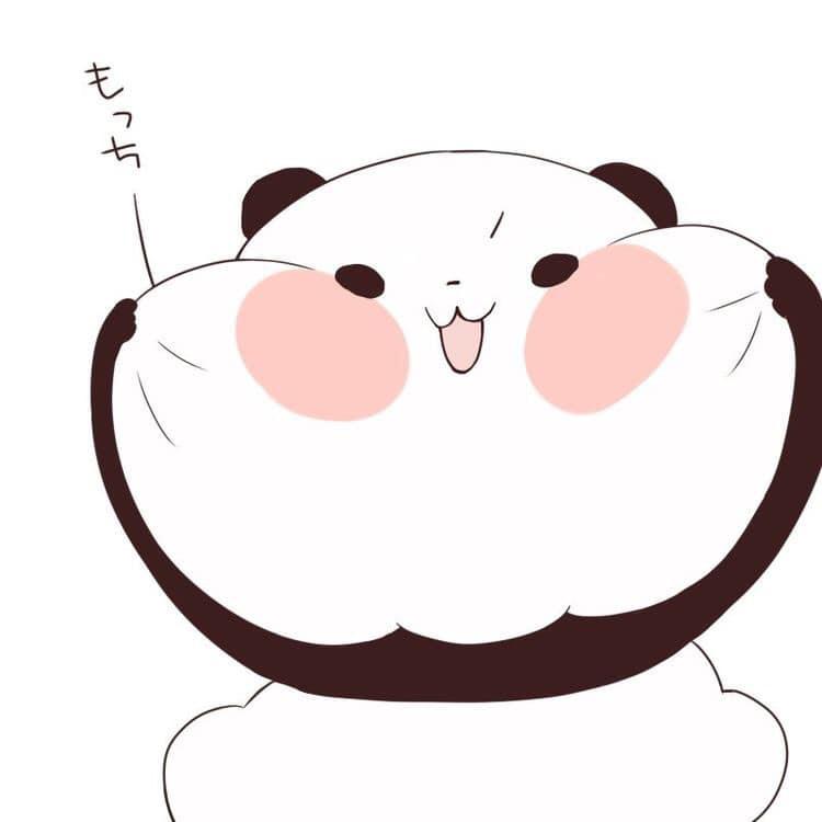 Ảnh gấu panda cute