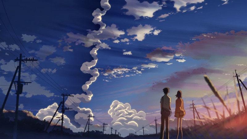 Ảnh phong cảnh buồn anime