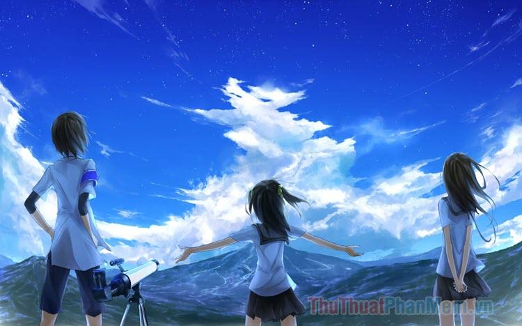 Hình ảnh, ảnh nền Anime 4K đẹp
