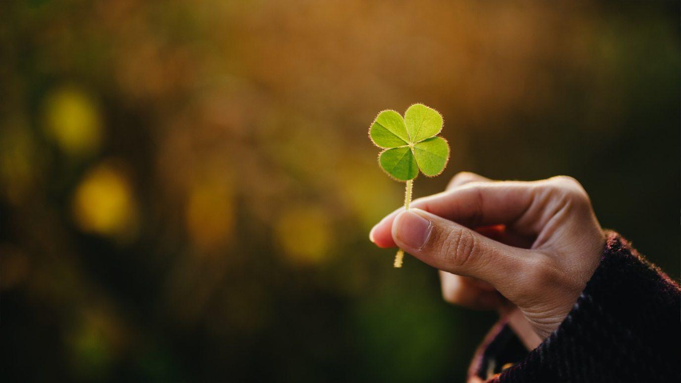 Hình ảnh của sự may mắn