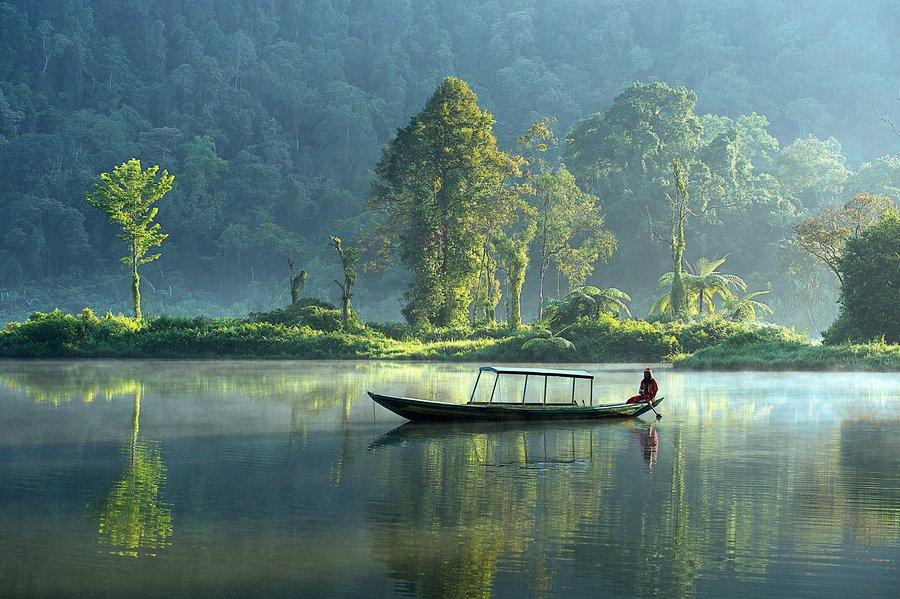 Hình ảnh đẹp cho sự yên bình