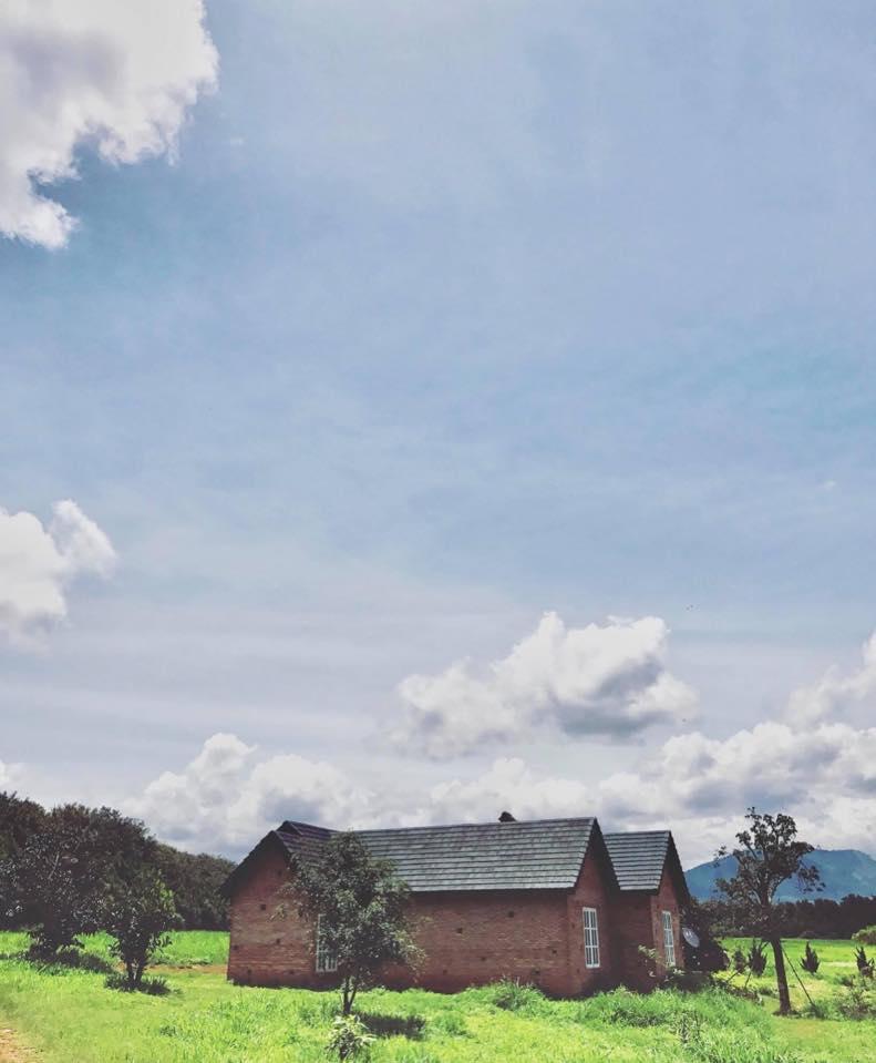 Hình ảnh đẹp về mái nhà yên bình