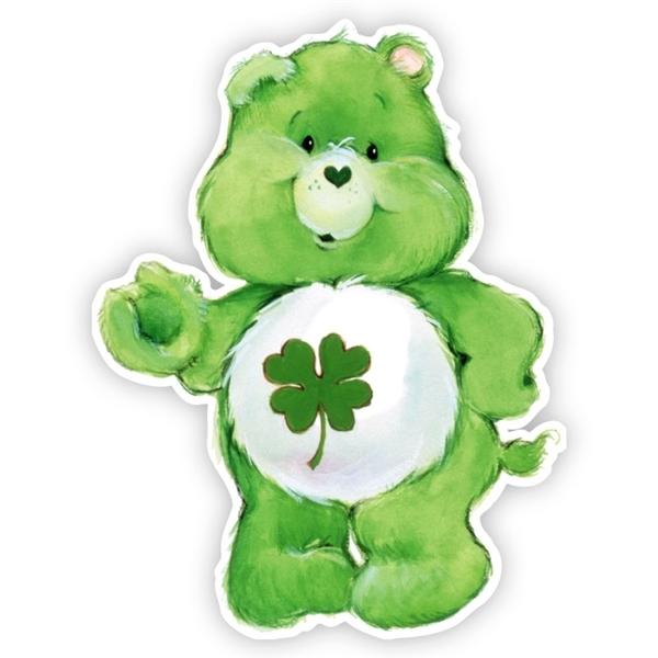 Hình ảnh gấu may mắn