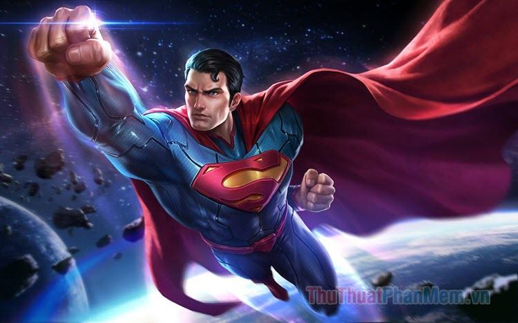 Hình ảnh Superman đẹp