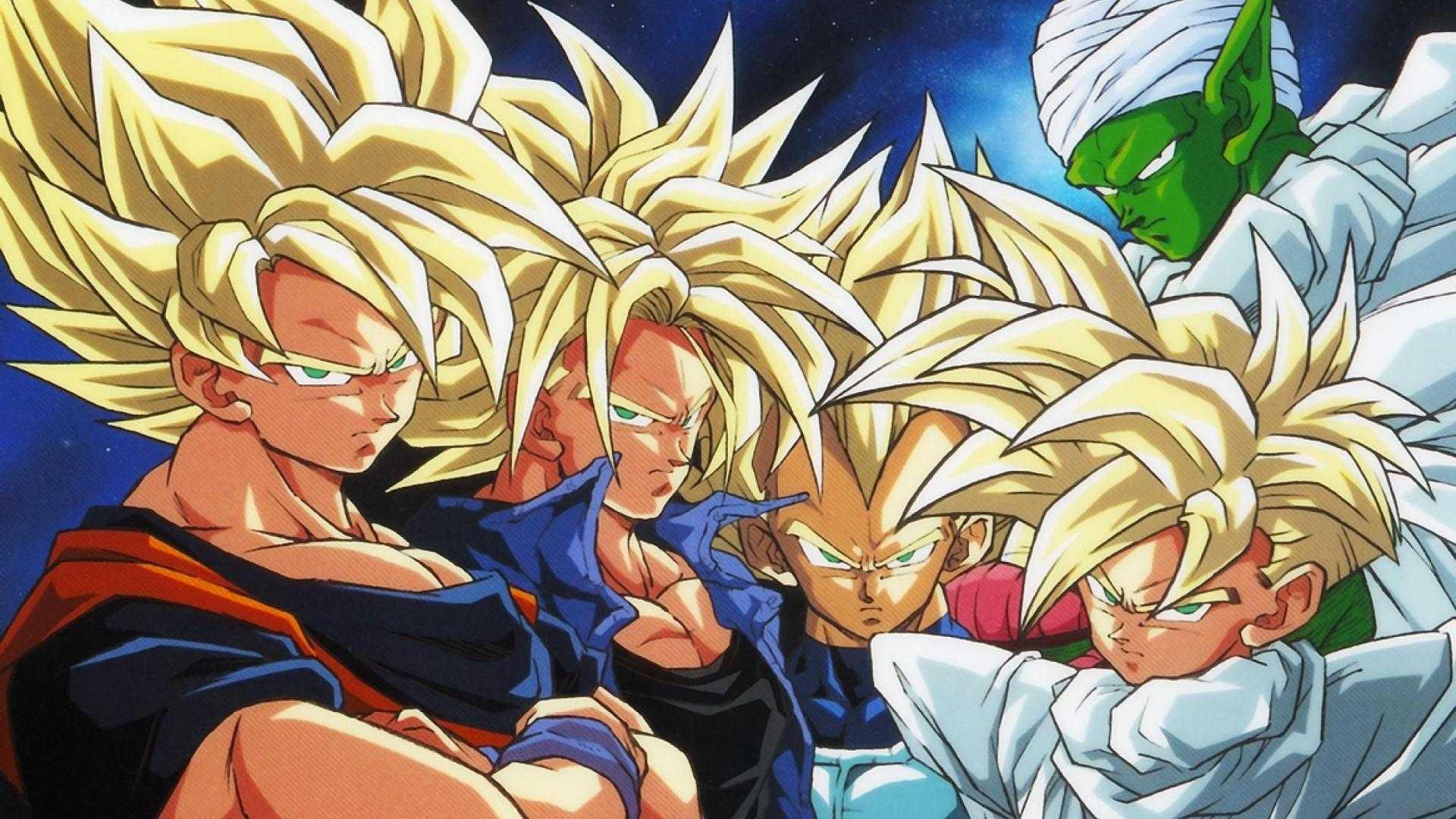 Hình nền HD đẹp Dragon Ball