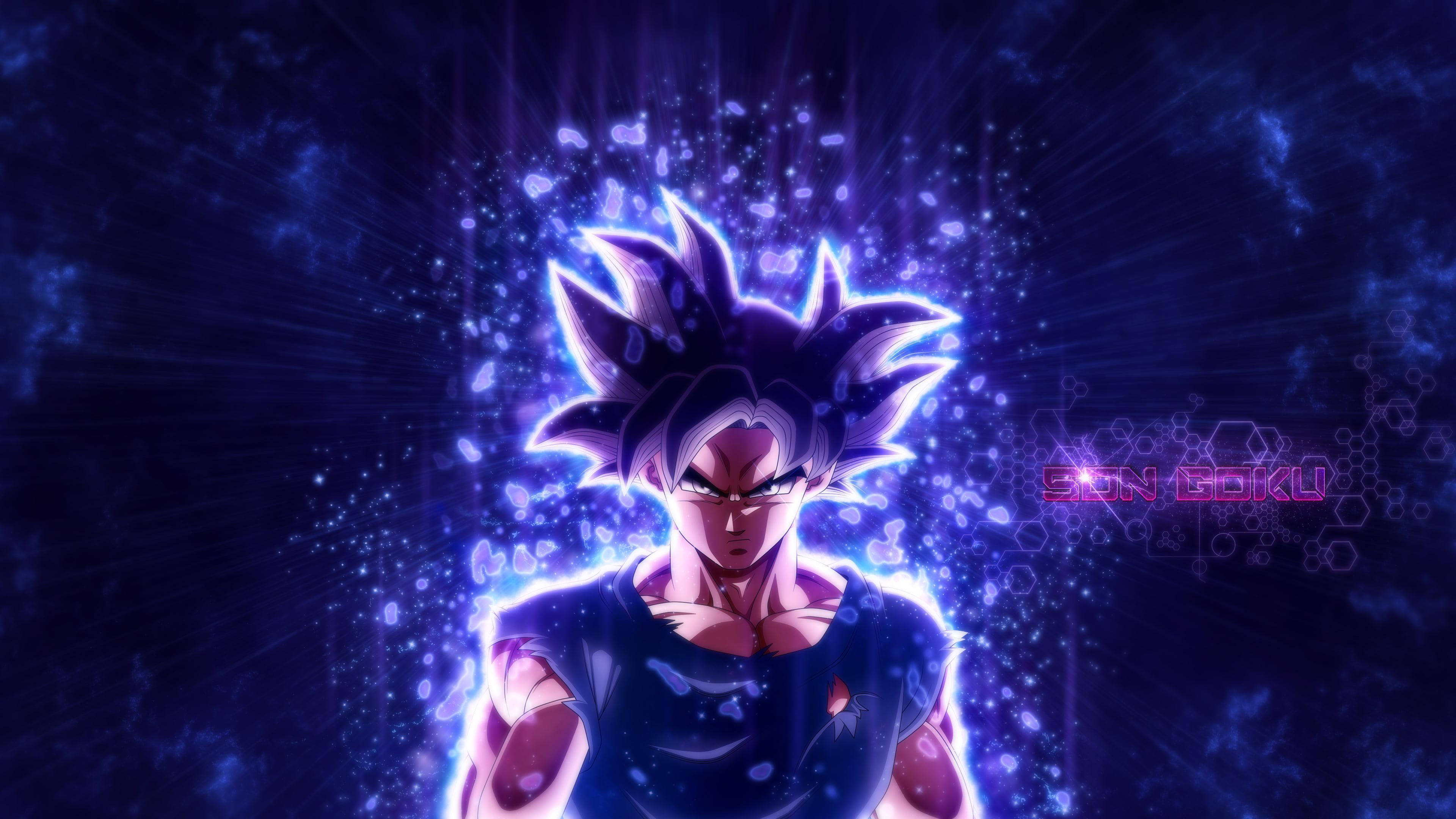 Hình nền Son Goku Dragon Ball cực đẹp