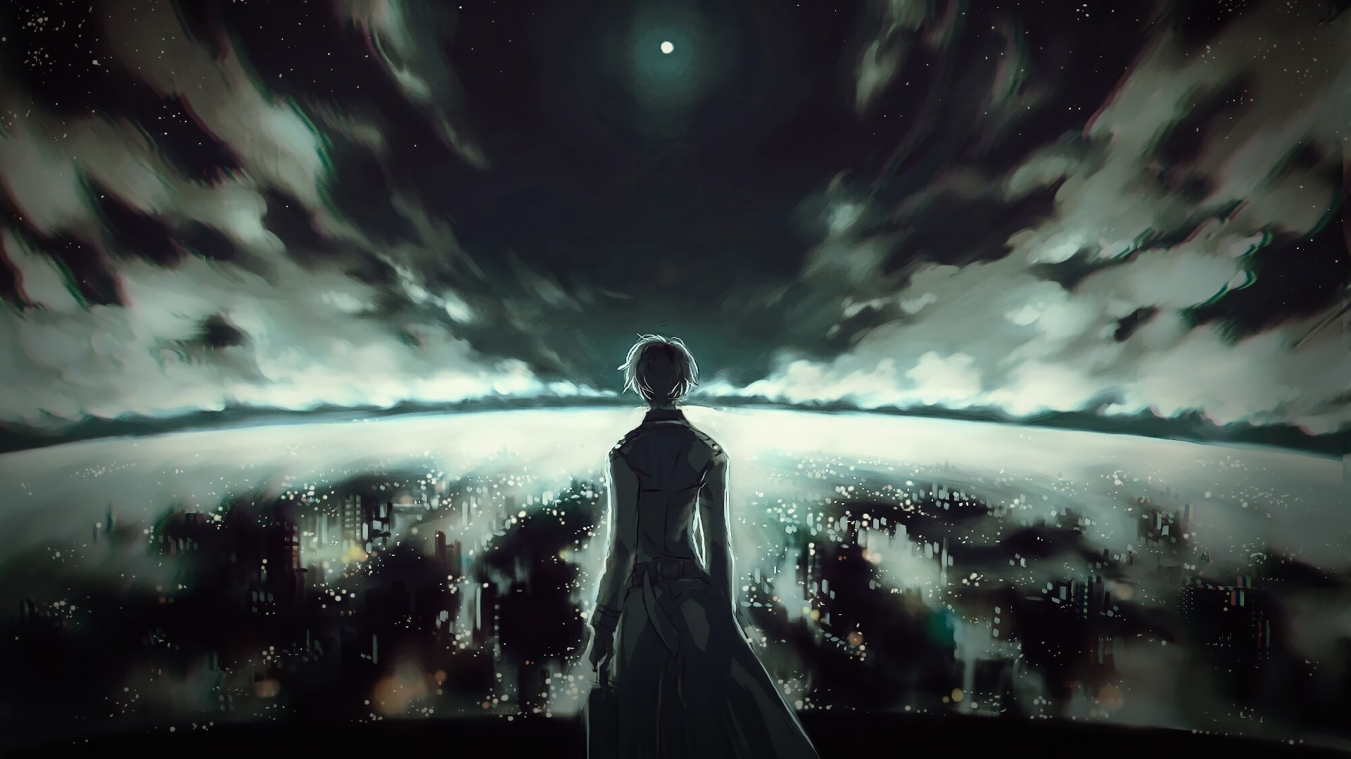 Tokyo Ghoul Hình nền ngắm nhìn thế giới