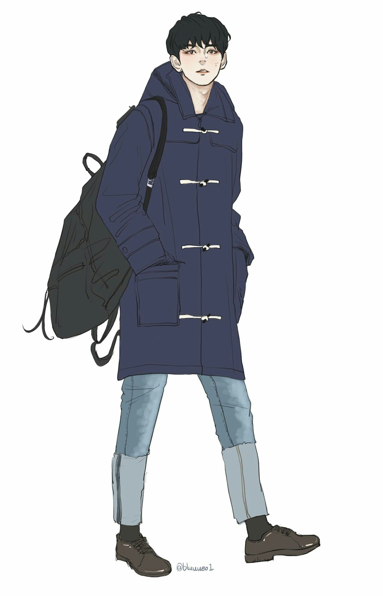Hình ảnh anime Hàn cực đẹp
