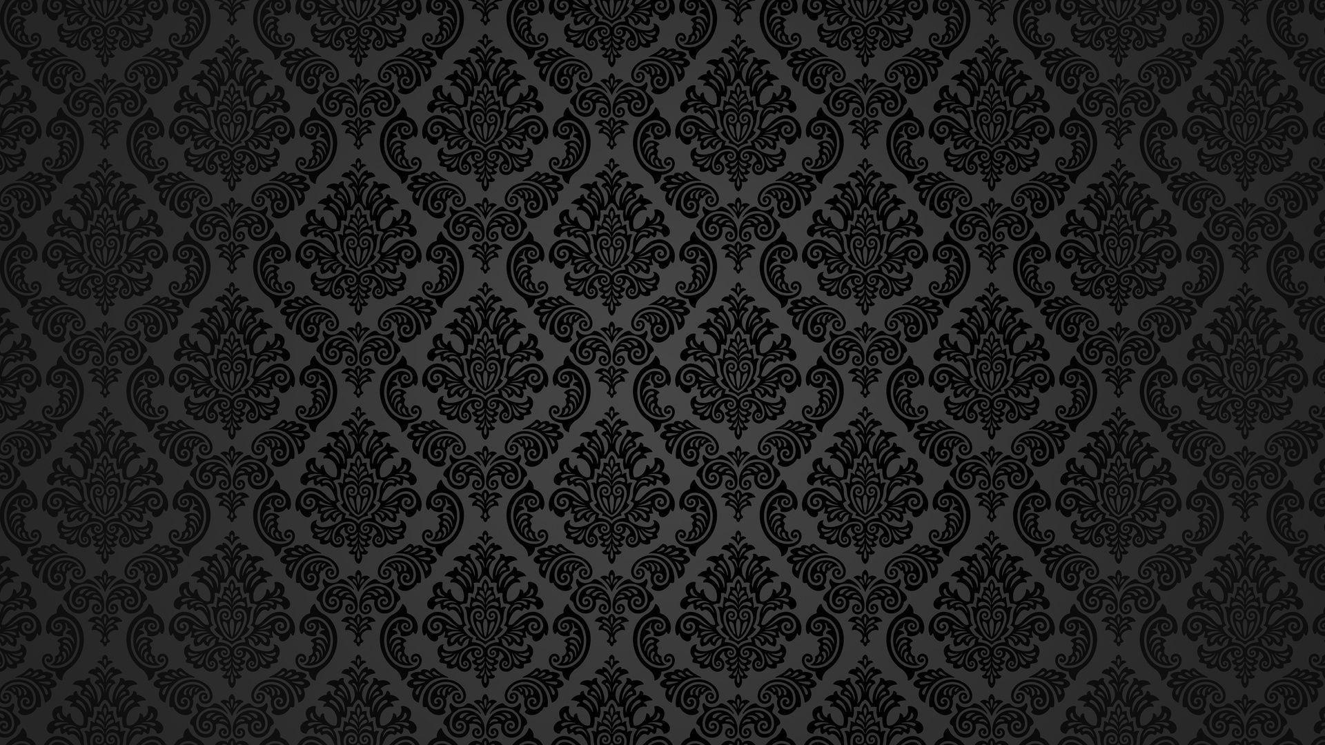 Hình nền đen trắng cho máy tính vân hoa cực đẹp