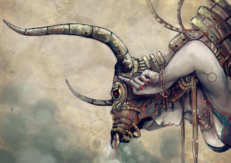 Hình ảnh biểu tượng cung Kim Ngưu đẹp nhất