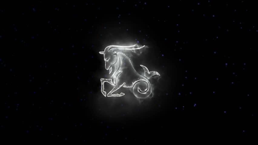 Hình ảnh biểu tượng Ma Kết 3D