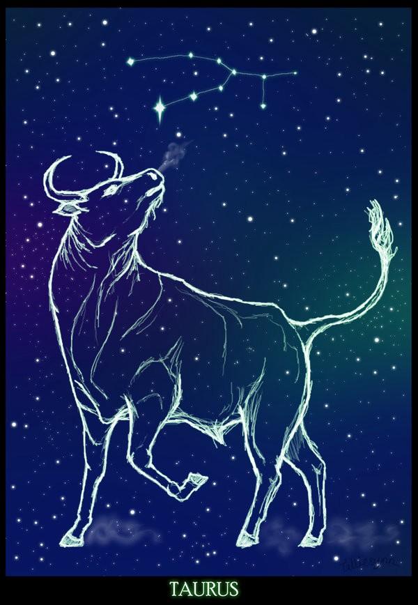 Hình ảnh chòm sao Kim Ngưu