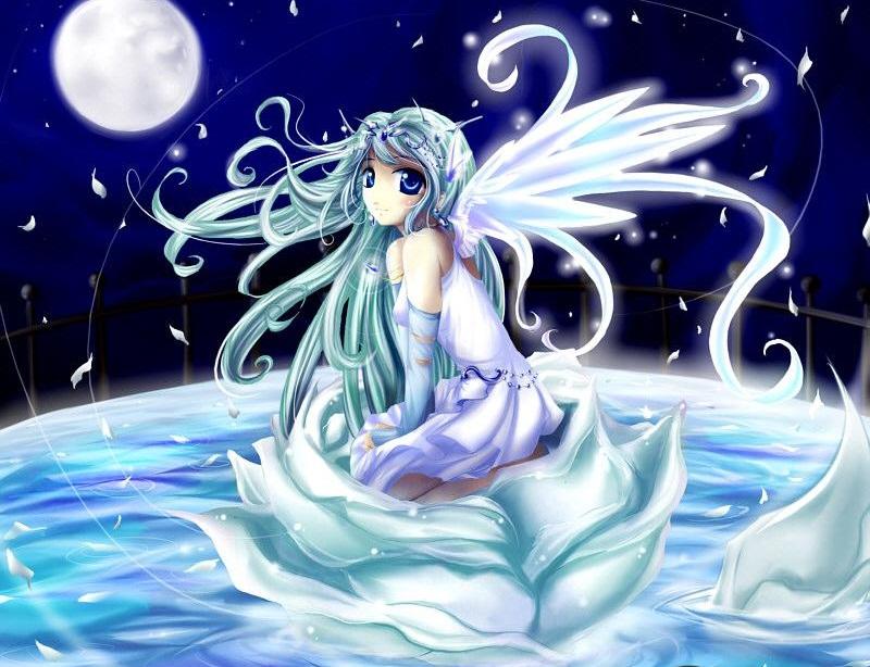 Hình ảnh cung Bạch Dương anime