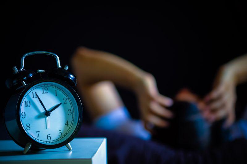 Hình ảnh hai giờ sáng khó ngủ