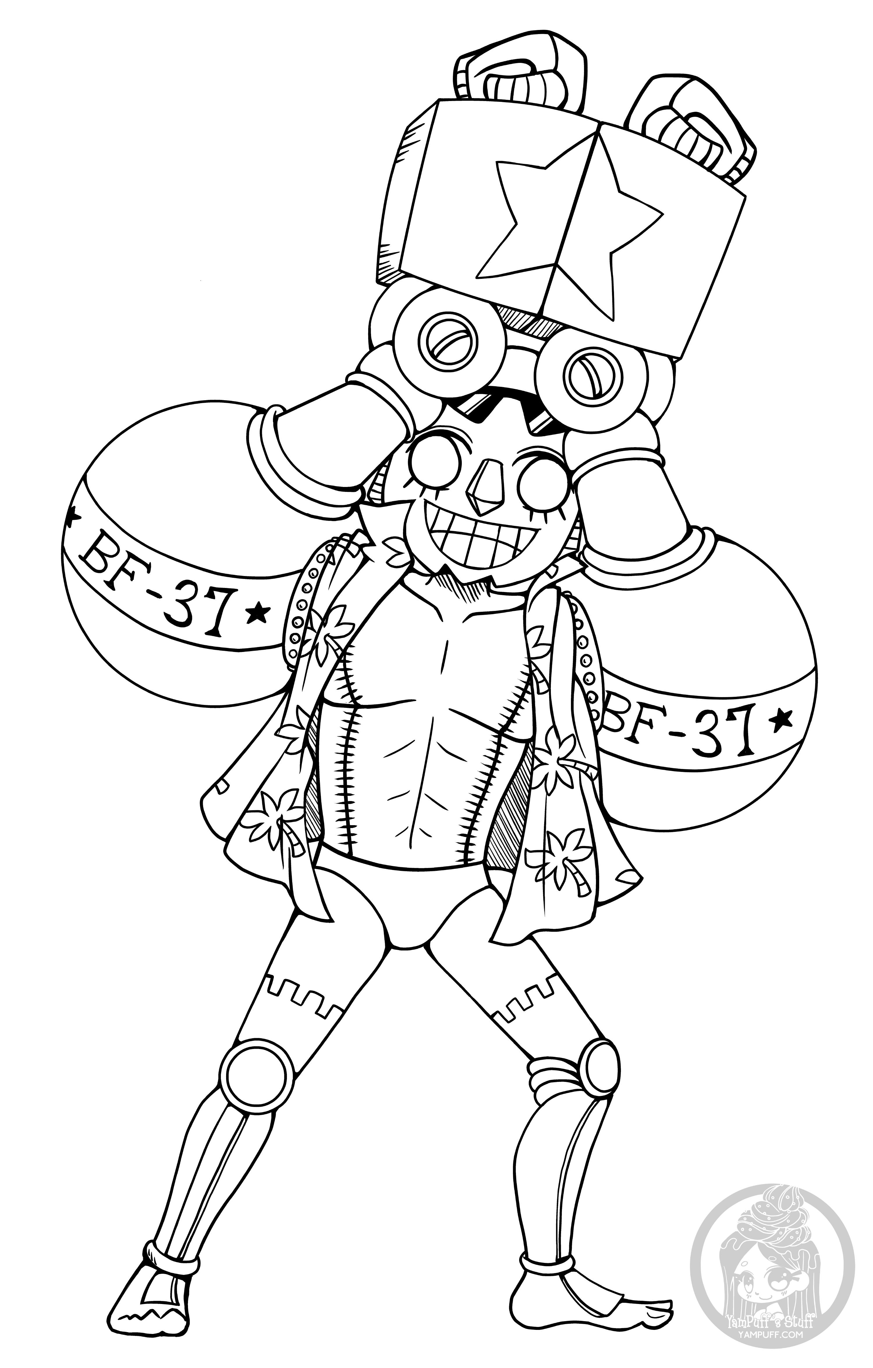 Tranh tô màu One Piece cực chất