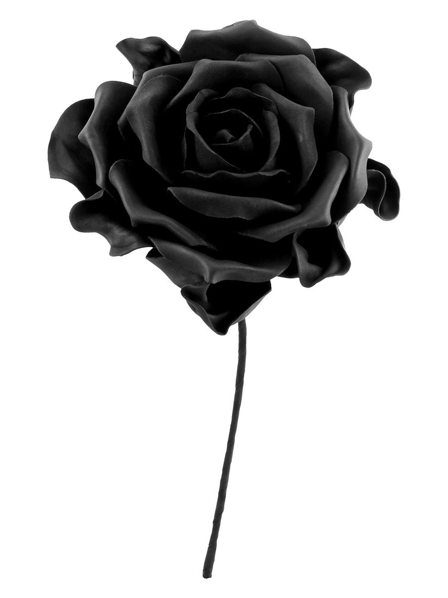 Ảnh bông hồng đen giả cực đẹp