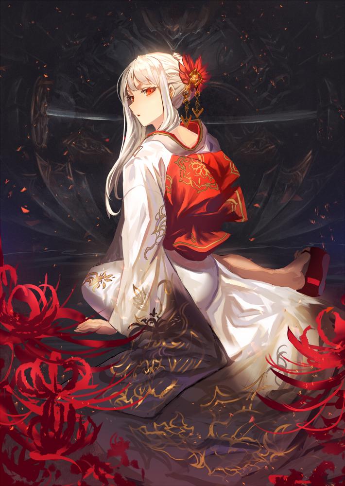 Ảnh hoa bỉ ngạn đẹp Anime đẹp nhất