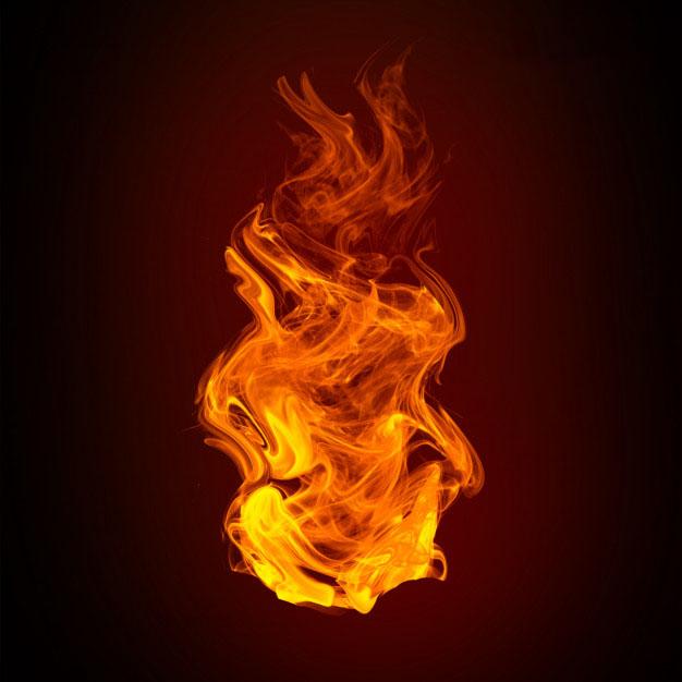 Ảnh lửa cháy đẹp nhất
