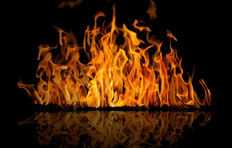 Ảnh ngọn lửa cháy