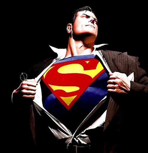 Hình ảnh anh hùng Superman