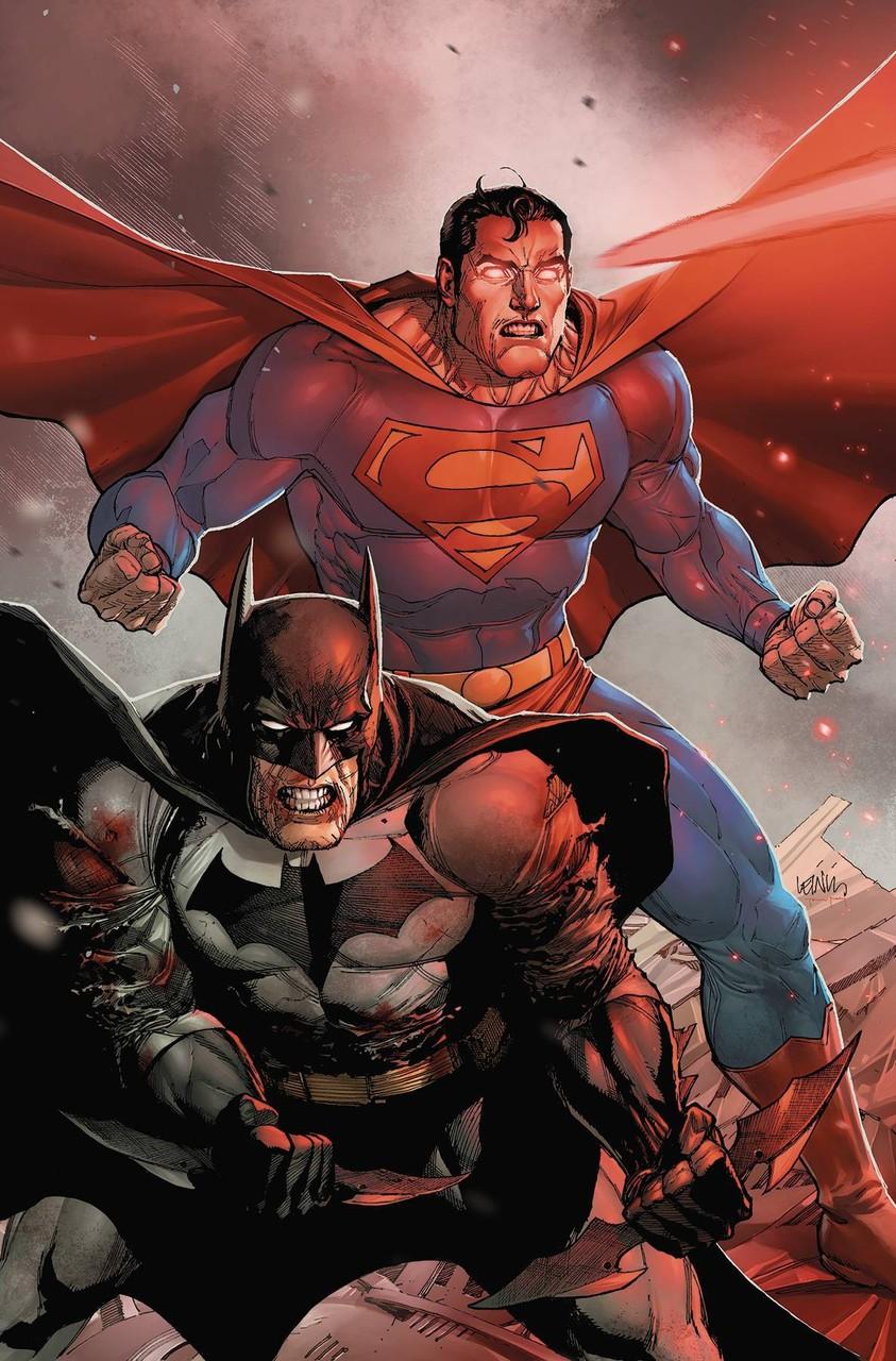 Hình ảnh Batman Superman