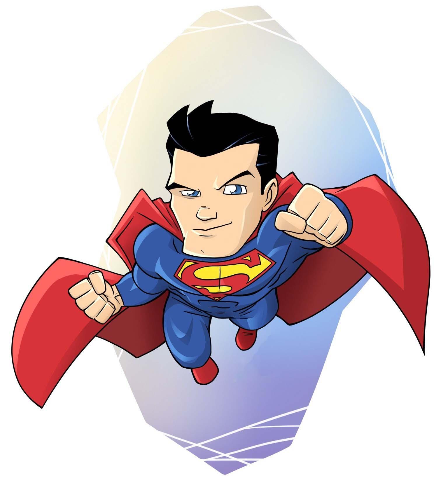 Hình ảnh chibi Superman