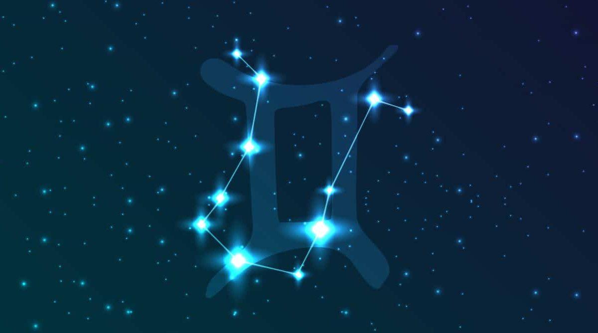 Hình ảnh chòm sao cung Song Tử đẹp