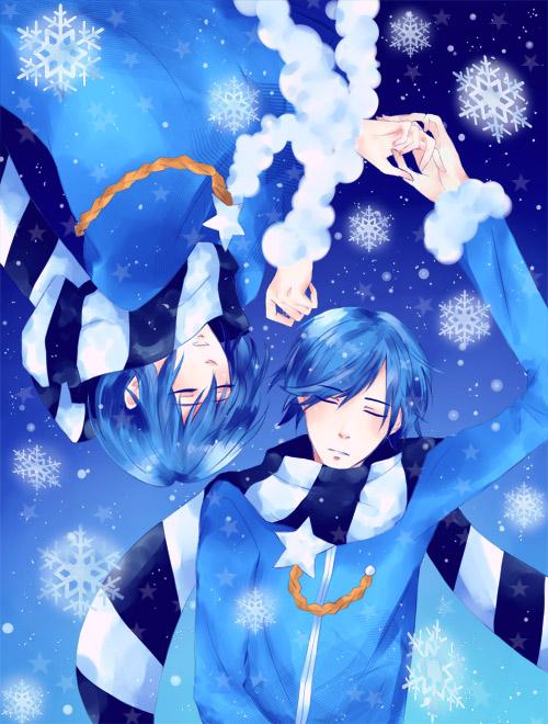 Hình ảnh cung Song Tử anime đẹp