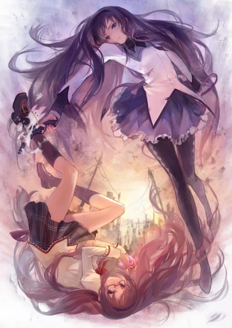 Hình ảnh cung Song Tử anime