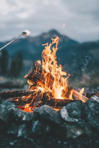 Hình ảnh đẹp về ngọn lửa