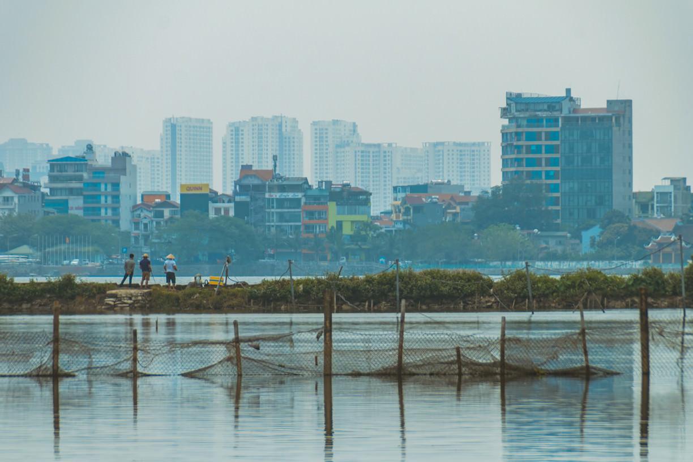 Hình ảnh Hồ Tây Hà Nội đẹp