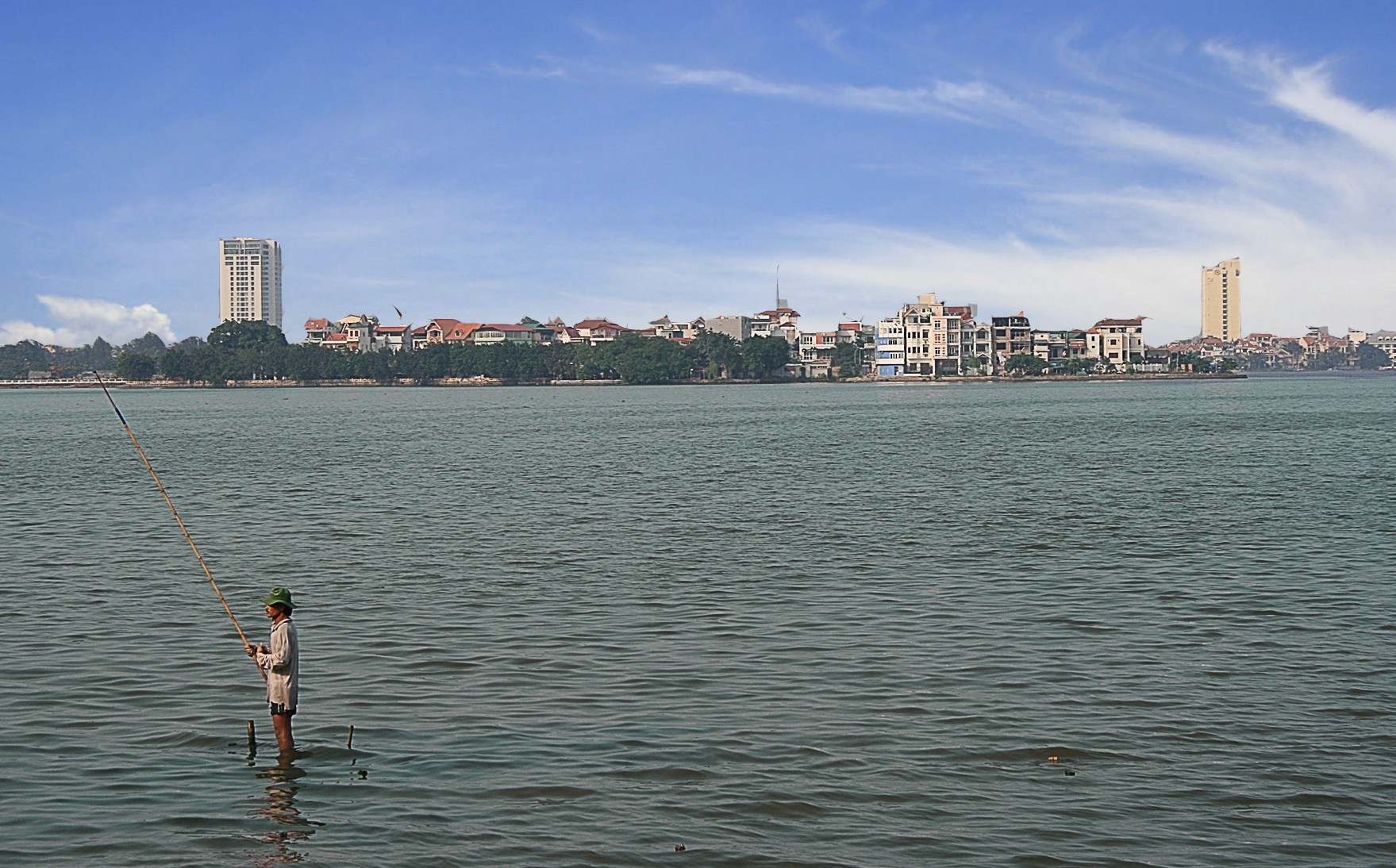 Hình ảnh Hồ Tây Hà Nội