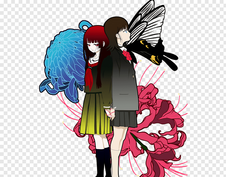 Hình ảnh hoa bỉ ngạn anime